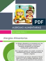 Clase Alergias Alimentarias PDF
