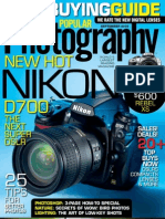 Popular Photography Magazine - September 2008 - SHL Team (ENG)