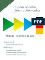GuiaBolsistasBrasileirosAlemanha_2012