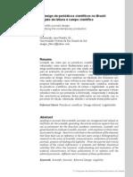 O design de periódicos científicos no Brasil_ projeto de lei
