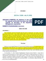 Pimentel vs Aguirre