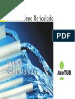 Manual Polietileno Reticulado