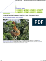 Magical Place for Learning_ Nest Tree House Education Center _ WebEcoist