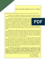 RT-PCR Assay for VNN in Fish