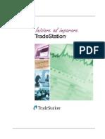 Tradestation - Getting Started - Qtlab