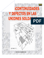 Discontinuidaes y Defectos