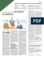El futuro de la ciencia económica