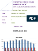 Variables Económicas