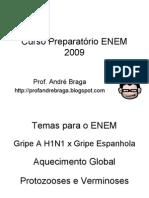 ENEM ELIVRE 22/08/2009