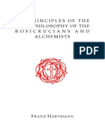 Hartmann - Rosicrucians and Alchemists