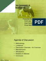 Distribution Channels of KMF