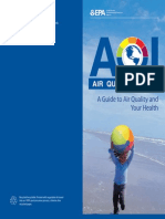 EPA Air Quality Index Brochure