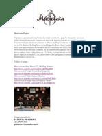 Musiccata Project - Release