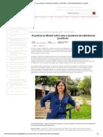 'A polícia no Brasil sofre com a ausência de referências positivas' _ UNICAMP - Universidade Estadual de Campinas