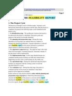 Feasibility Report- BSAD