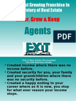Make More Money with Exit Realty