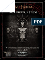 40k Roleplay - The Emperors Tarot Supplement v1.30