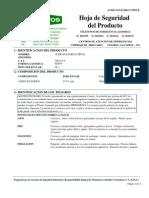 Acido Sulfurico Tipo b