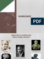 Humildade 2