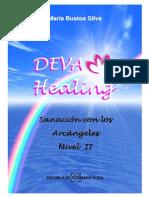 Manual Arcangeles Deva Healing - Nivel II
