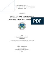 LAPORAN PRAKTIKUM 9 (router lanjutan)