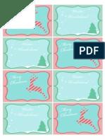 Holiday Printable 2013
