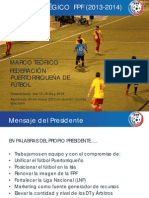 Plan Estrategico Pr Fpf-rev by Fifa Difusion