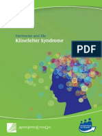 Hormones and Me 13 Klinefelter Syndrome