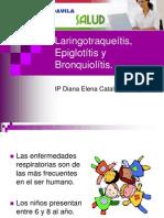20100330 Laringotraqueitis Epiglotitis y Bronquiolitis