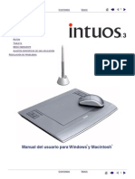 Intuos3 Manual Del Usuario