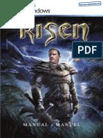 Risen - Manual - PC