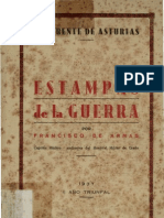 Estampas de la Guerra del Frente de Asturias