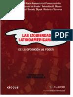Las Izquierdas Latinoamericanas De la Oposición al Poder (Ines Pousadela)