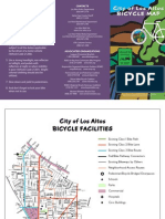 Los Altos - Bicycle Map