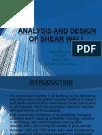 Shear Wall Designpdf Strength Of Materials Wall