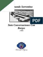 1972 - Fernando Sorrentino _ Siete Conversaciones Con Borges