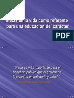 03-Metas en La Vida y La Educacion Del Caracter