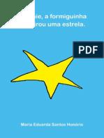A Formiguinha Melaine-eBook