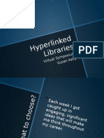 Hyperlinked Library Virtual Symposium