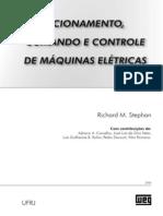 Acionamento, Comando e Controle de Máquinas Elétricas - Richard M. Stephan