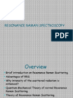 Resonance Raman Spectroscopy
