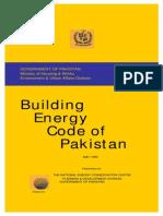 Energy Code Pakistan
