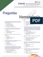Preguntas Hematologia