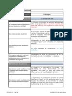 Autoevaluacion Maciso Plan de Mejoramiento 4a Cohorte 2012