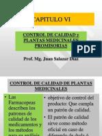 8. Control Calidad, Plantas Promisorias-2013-II