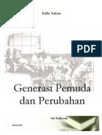 Fathi Yakan - Generasi Pemuda Dan Perubahan