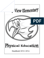 Valley View Elementary PE Handbook
