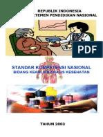 Standar Komp Nas - Analis Kesehatan Buku 4