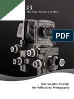 Sinar Camera System 2012 En