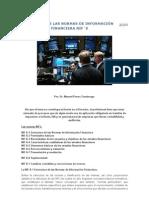 Análisis de las Normas de Información Financiera NIF